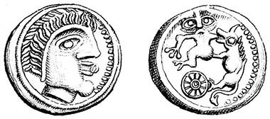 THE EYE OF GOD IN NUMISMATICS