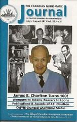 JAMES E. CHARLTON AT 100