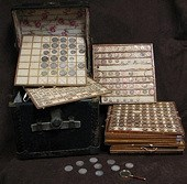 TIME CAPSULE SNELL COLLECTION OF CHINESE COINS OFFERED