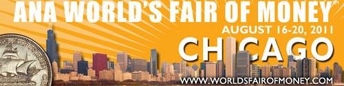 2011 CHICAGO ANA NUMISMATIC THEATRE SCHEDULE ANNOUNCED
