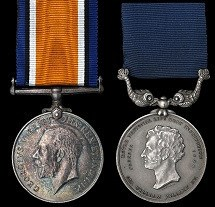 ROYAL NATIONAL LIFEBOAT INSTITUTION MEDALS