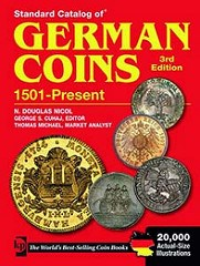 BOOK REVIEW: STANDARD CATALOG OF GERMAN COINS