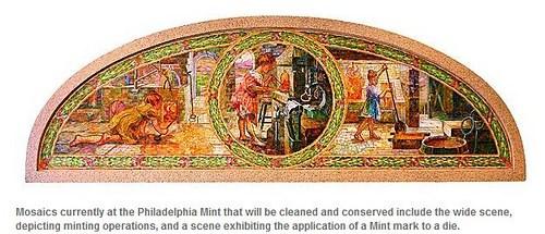 PHILADELPHIA MINT VISITOR CENTER RENOVATIONS
