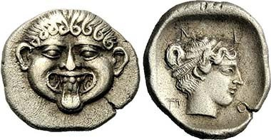 THE COINS OF ANCIENT NEAPOLIS