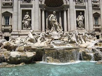 THE ORIGIN OF THE TREVI FOUNTAIN COIN TRADITION