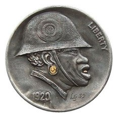 INSPIRATIONS FOR HOBO NICKEL CARVINGS