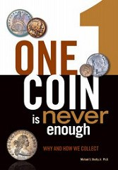NEW BOOK: ONE COIN IS NEVER ENOUGH