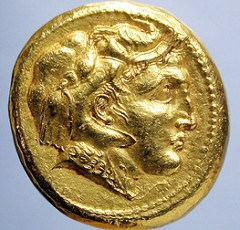 MORE ON THE ALEXANDER MEDALLION