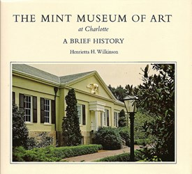 QUERY: BOOKS ON CHARLOTTE MINT HISTORY
