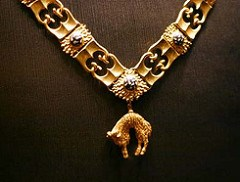 THE ORDER OF THE GOLDEN FLEECE