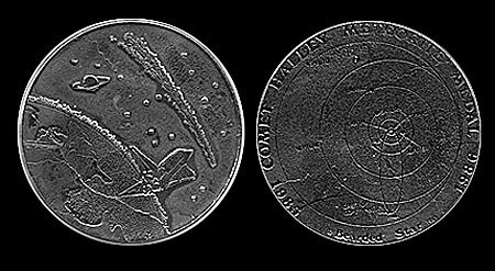 MORE ON COINS AND MEDALS AND METEORITES