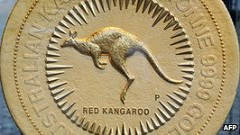 AUSTRALIA TOPS CANADA WITH WORLD'S LARGEST GOLD COIN