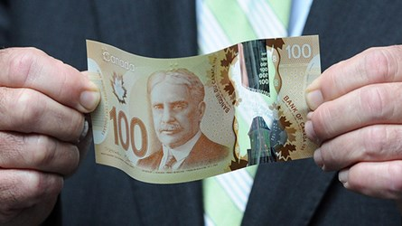 CANADA'S NEW POLYMER BANKNOTES CAUSING MACHINE PROBLEMS