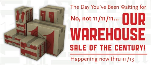 KRAUSE PUBLICATIONS WAREHOUSE SALE