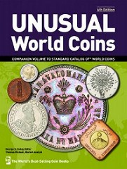 BOOK REVIEW: UNUSUAL WORLD COINS