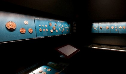 NUMISMATICS IN THE BASEL HISTORICAL MUSEUM'S NEW EXHIBITS