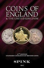 NEW BOOK: THE COINS OF ENGLAND, 47TH EDITION