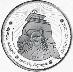 US CITIZEN HONORED ON SRI LANKAN COMMEMORATIVE COIN