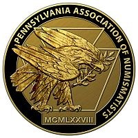 FEATURED WEB SITE: PENNSYLVANIA ASSOCIATION OF NUMISMATISTS