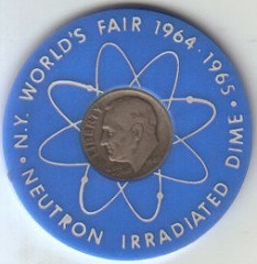 MORE ON IRRADIATED DIMES