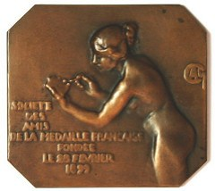 FEATURED WEB PAGE: WHICH CHARPENTIER MADE THAT MEDAL?