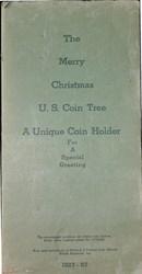RAYMOND-BEISTLE CHRISTMAS TREE COIN HOLDER
