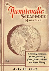 ON THE DEATH OF NUMISMATIC SCRAPBOOK MAGAZINE