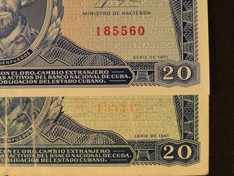 MORE ON THE CIA BAY OF PIGS COUNTERFEITS