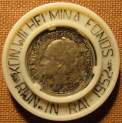 QUERY: IRRADIATED COINS OF THE WORLD
