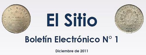 NEW PERIODICAL: EL SITIO