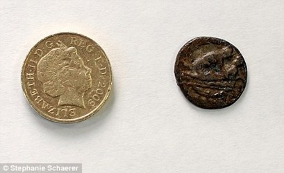 ROMAN BROTHEL TOKEN UNCOVERED IN LONDON