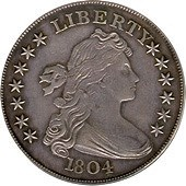 STORIES ABOUT THE STORIED 1804 SILVER DOLLAR