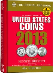 NEW BOOK: THE 2013 GUIDE BOOK OF UNITED STATES COINS