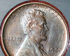 IS A 1909 VDB LINCOLN CENT GOING TO MARS?
