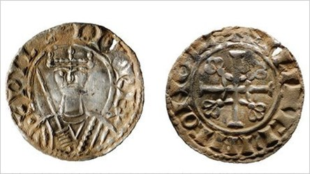 FIRST EXAMPLE OF GLOUCESTER-MINTED COIN OF WILLIAM I FOUND