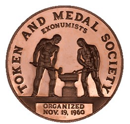 FEATURED WEB SITE: THE TOKEN AND MEDAL SOCIETY