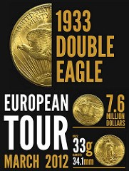 THE 1933 DOUBLE EAGLE WORLD TOUR OPENS IN LONDON