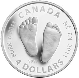FEATURED WEB PAGE: BIRTH OR BABY COINS AND SETS