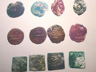 MORE ON THE STOLEN LIBYAN COIN HOARD