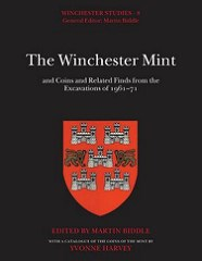 NEW BOOK: THE WINCHESTER MINT