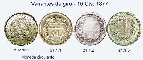 URUGUAYAN NUMISMATIC PUBLICATION EL SITIO NO. 2 AVAILABLE