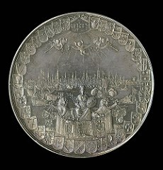 EXHIBIT: PANORAMIC VIEWS ON EUROPEAN COINS AND MEDALS