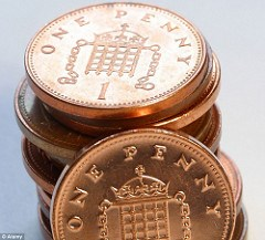 ARTICLE: SHOULD BRITAIN ELIMINATE THE PENNY?