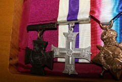GALLIPOLI SERVICE MEDALS AT THE MARYBOROUGH MILITARY MUSEUM