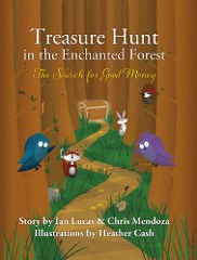 NEW BOOK: TREASURE HUNT IN THE ENCHANTED FOREST