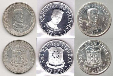 MORE ON FRANKLIN MINT PHILIPPINE ISSUES