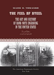 NEW BOOK: THE FEEL OF STEEL: BANK-NOTE ENGRAVING IN THE U.S.
