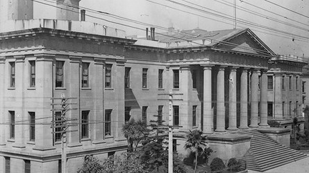 RENOVATIONS AT THE OLD SAN FRANCISCO MINT