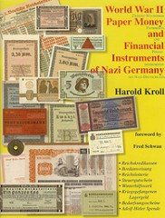 NEW BOOK: WWII PAPER MONEY AND FINANCIAL INSTRUMENTS OF NAZI GERMANY