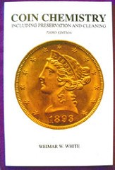 NEW BOOK: COIN CHEMISTRY, 3RD EDITION